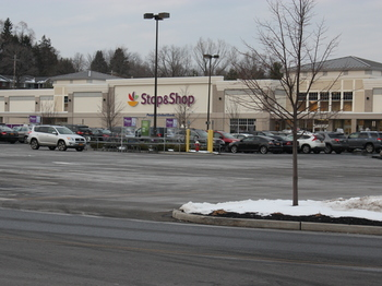 North Main Street, New City, NY and 165,000 Square Ft Shopping Center